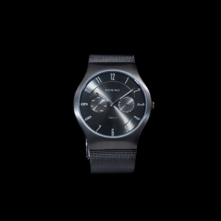 Bering Titanium Case quarzo 40mm euro 179